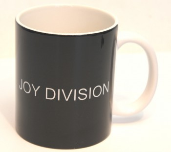 JOY DIVISION KAFFEEBECHER