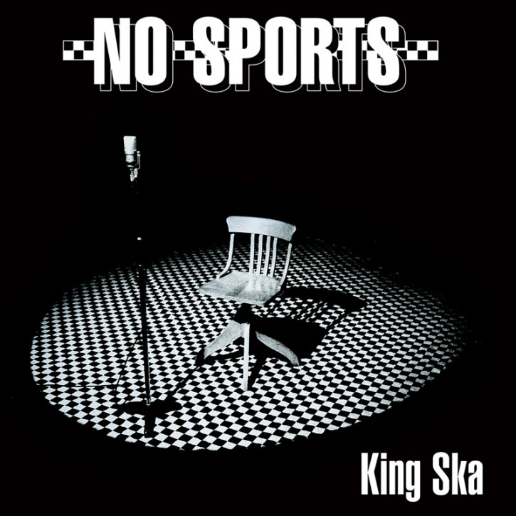 NO SPORTS KING SKA LP VINYL YELLOW