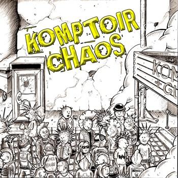 Komptoir Chaos - Seconde Génération LP