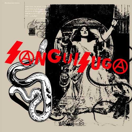 Sanguisuga – Same LP