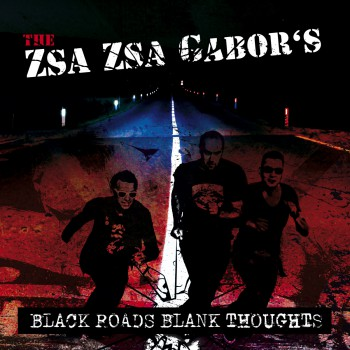 ZSA ZSA GABOR`S BLACK ROADS BLANK THOUGHTS LP