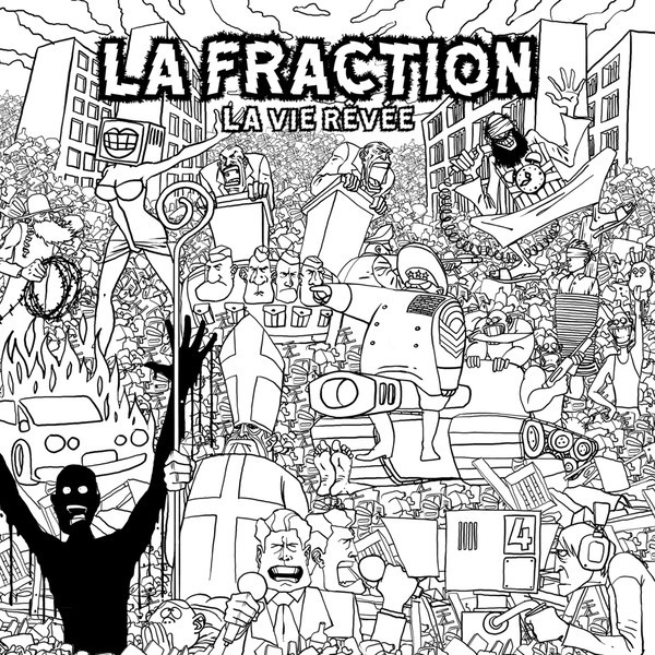 La Fraction – La Vie Rêvée LP