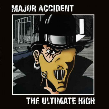 MAJOR ACCIDENT THE ULTIMATE HIGH LP VINYL SCHWARZ