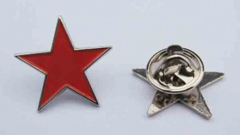 METALPIN RED STAR