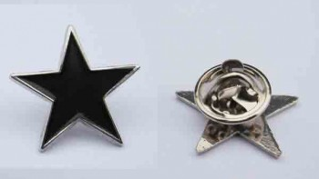 METALPIN BLACK STAR