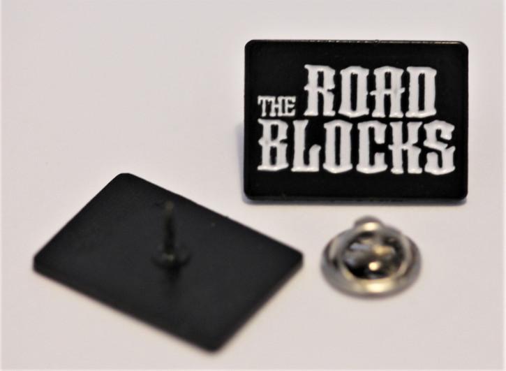 ROADBLOCKS LOGO WHITE PIN
