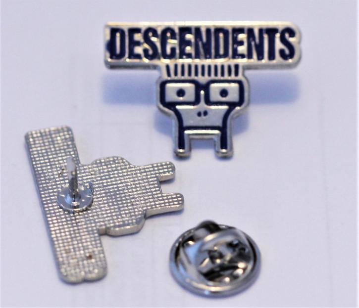 DESCENDENTS BLACK PIN