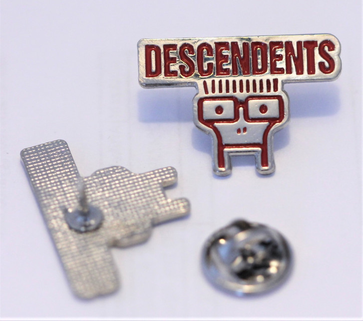 DESCENDENTS RED PIN