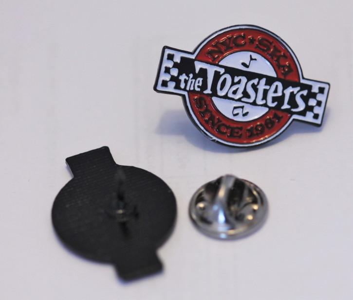 TOASTERS UNDERGROUND PIN
