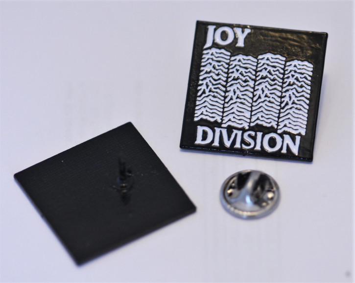 JOY DIVISION LOGO PIN