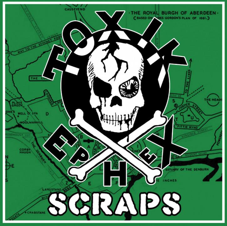 TOXIK EPHEX SCRAPS LP