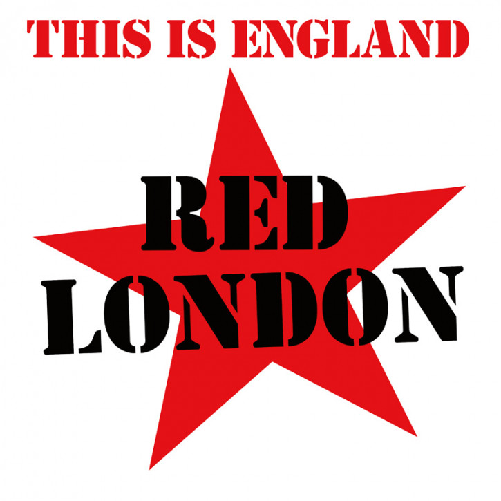 RED LONDON THIS IS ENGLAND LP