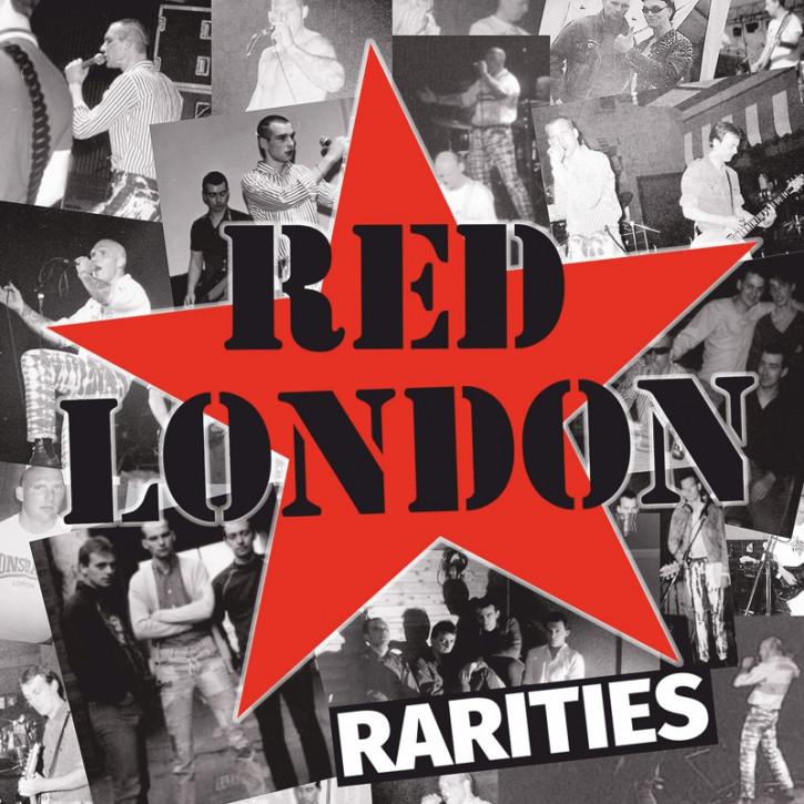 RED LONDON RARITIES LP + CD