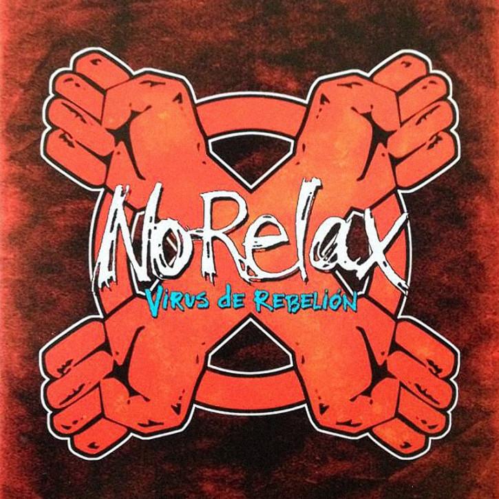 NO RELAX VIRUS DE REBELION LP