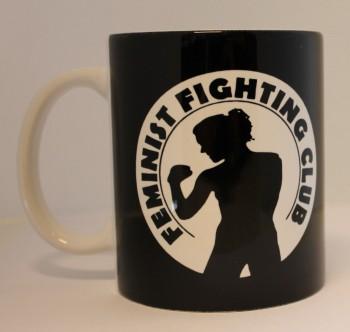 FEMINIST FIGHTING CLUB MUG