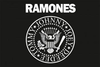 RAMONES FLAGGE