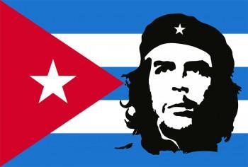 CUBA CHE FLAGGE
