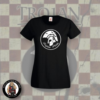 TROJAN PRIDE GIRLIE BLACK