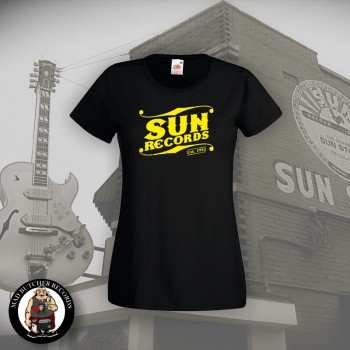 SUN RECORDS EST 1952 GIRLIE