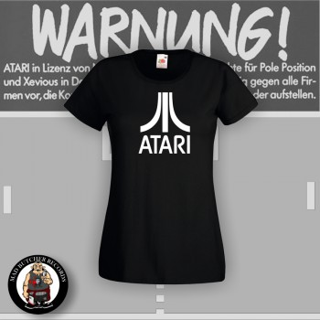 ATARI GIRLIE BLACK