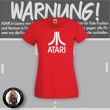 ATARI GIRLIE RED