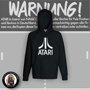ATARI HOOD BLACK