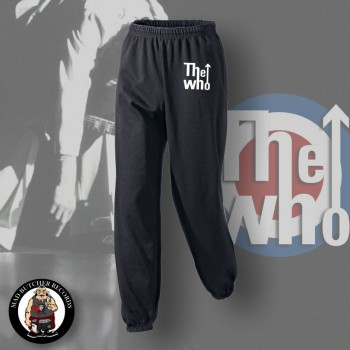 THE WHO JOGGER