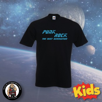 PUNKROCK THE NEXT GENERATION KIDS T-SHIRT