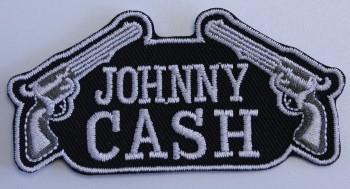 JOHNNY CASH GUNS PATCH