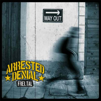 ARRESTED DENIAL Frei.Tal LP + (free CD)