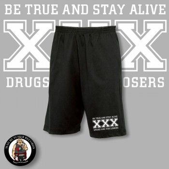 STRAIGHT EDGE SHORTS