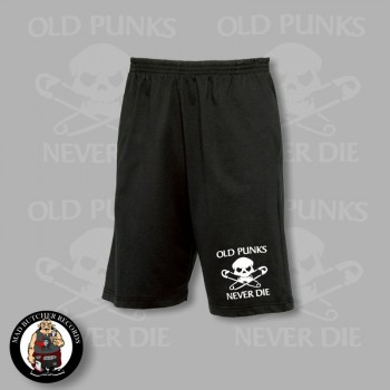 OLD PUNKS NEVER DIE SHORTS
