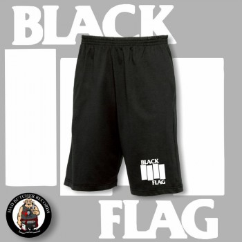 BLACK FLAG SHORTS M