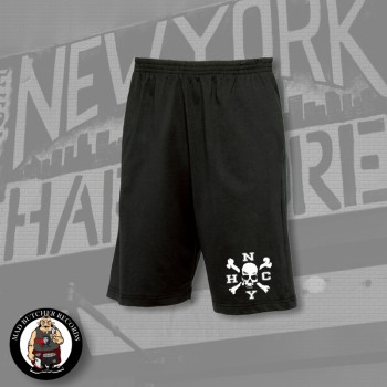 NEW YORK CITY HARDCORE SHORTS