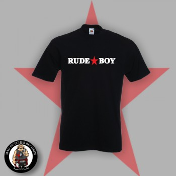 RUDEBOY (REDSTAR) T-SHIRT