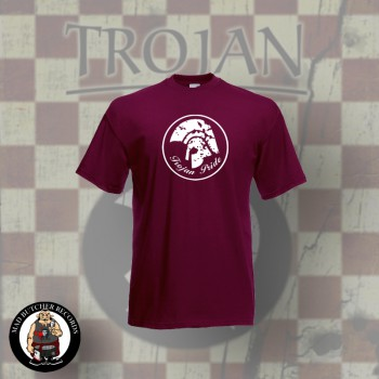 TROJAN PRIDE T-SHIRT RED