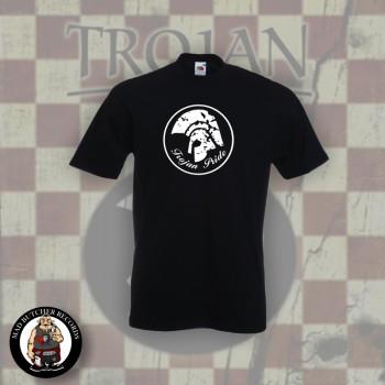 TROJAN PRIDE T-SHIRT BLACK