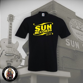 SUN RECORDS EST 1952 T-SHIRT