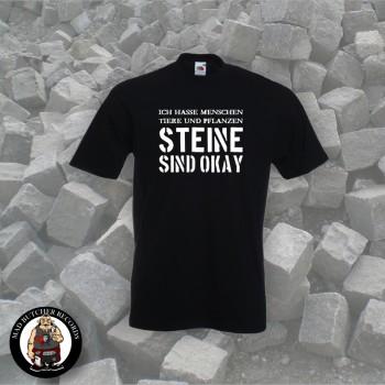 STEINE SIND OK T-SHIRT