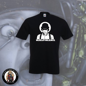 ULTRAVIOLENCE (CLOCKWORK ORANGE) T-SHIRT
