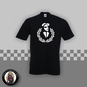 2 TONE LAUREL T-SHIRT