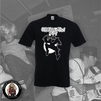 OPERATION IVY GANGSTER T-SHIRT XL