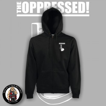OPPRESSED ZIPPER 3XL