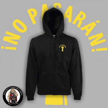 NO PASARAN ZIPPER 3XL