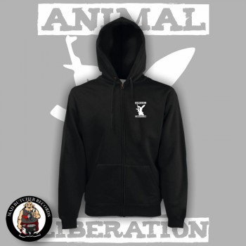 ANIMAL LIBERATION ZIPPER