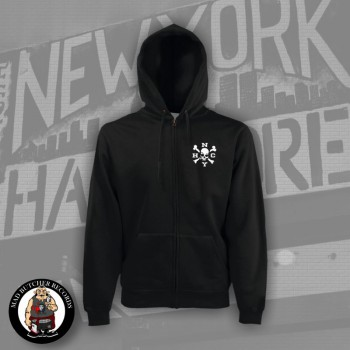 NEW YORK HARDCORE ZIPPER XXL