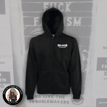 FUCK FASCISM ZIPPER XXL