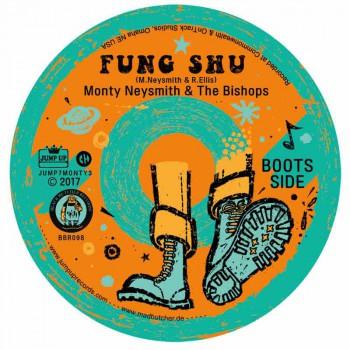 MONTY NEYSMITH & THE BISHOPS FUNG SHU/SKIN FLINT 7