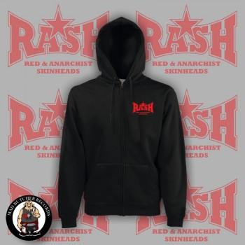 RASH ZIPPER