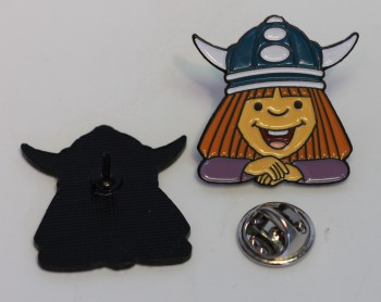 WICKIE PIN